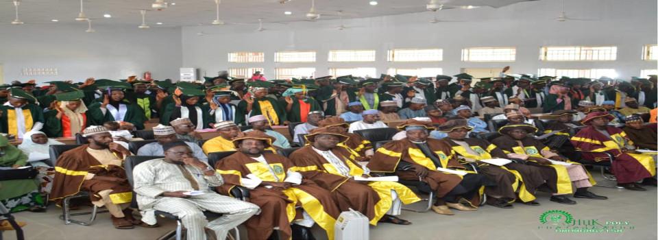 2019/2020 Matriculation